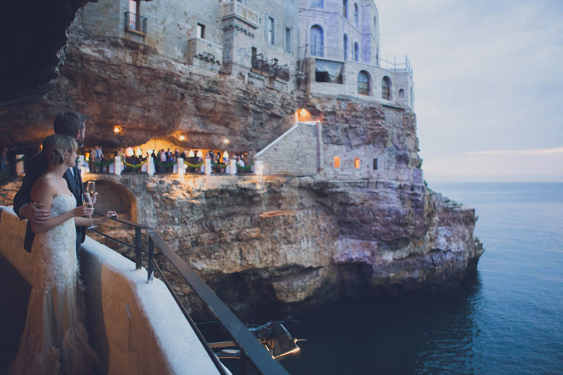 5 Ideas For A Great Beach Themed Wedding In Puglia: Wedding In Apulia